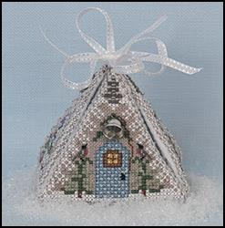 Just Nan - Frosty Winter Mouse in a House-Just Nan - Frosty Winter Mouse in a House, winter, mouse,