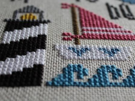 Heart in Hand Needleart - Nashville Preview 1