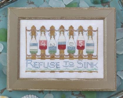 Hands On Design - To The Beach - Refuse to Sink