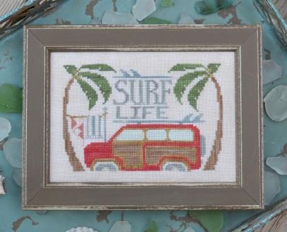 Hands On Design - To The Beach - Surf Life