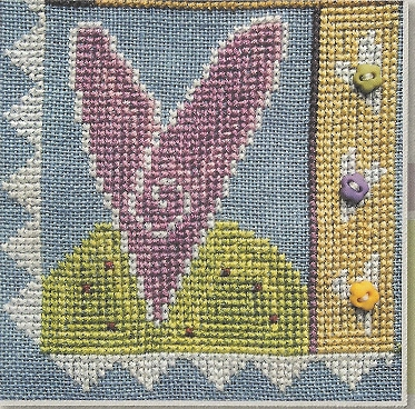 SamSarah Design Studio - Daily Life - Pearl 09 of 12 - Hold On! - Cross Stitch Pattern