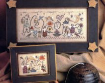 Homespun Elegance - Folk Art Welcome