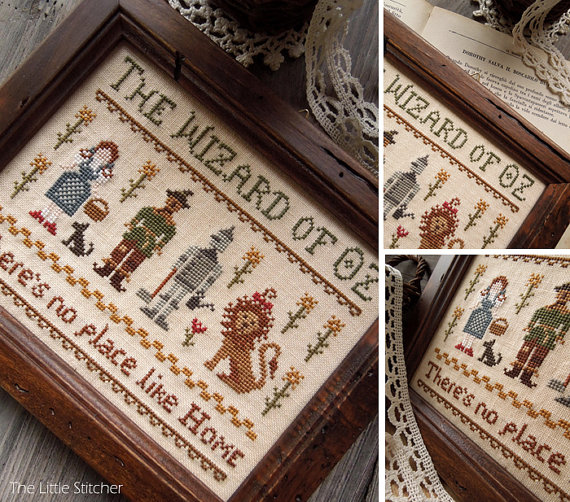 The Little Stitcher - The Wizard of Oz