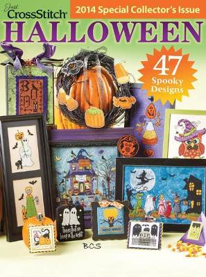 just cross stitch 2014 halloween