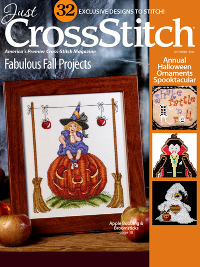 Just Cross Stitch - 2015 # 5 Issue - September/October