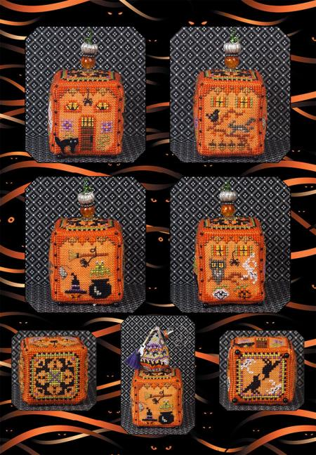 Witchy Pumpkin Cottage