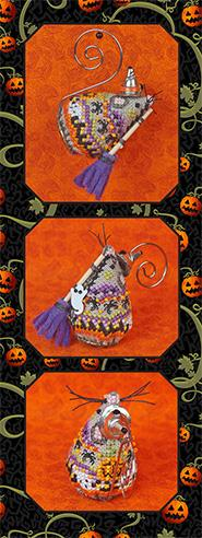 Just Nan Witchy Sister Mouse
