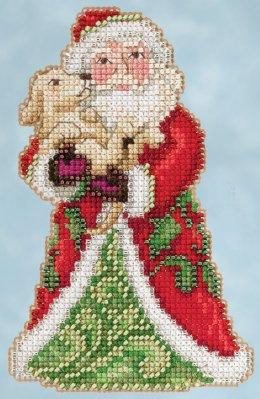 Mill Hill - Best Friend Santa by Jim Shore (2015)