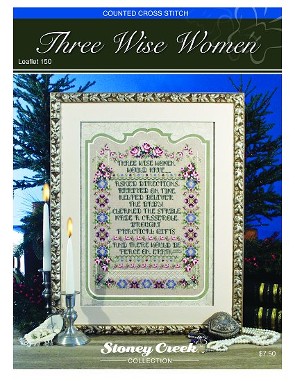 Stoney Creek - Three Wise Women - Cross Stitch Chart