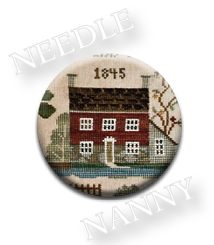 Stitch Dots - The Inn Needle Nanny by Little House Needleworks-Stitch Dots - The Inn Needle Nanny by Little House Needleworks