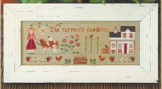 Little House Needleworks - Farmer's Daughter