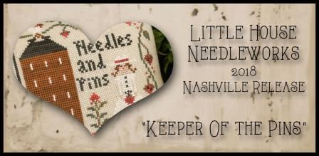 Little House Needleworks - Keeper of the Pins-Little House Needleworks - Keeper of the Pins