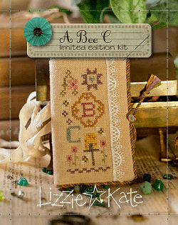 Lizzie Kate - A Bee C - Limited Edition Cross Stitch Kit