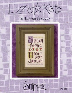 Lizzie Kate - Stitching Forever