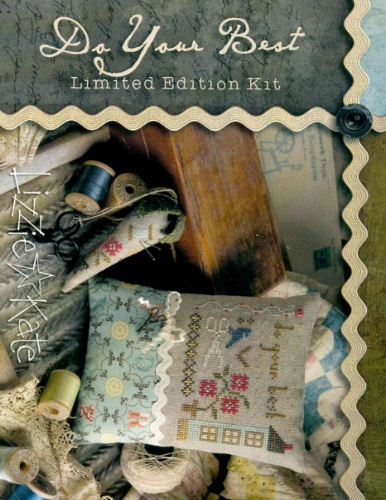 Lizzie Kate - Do Your Best - Limited Edition Kit-Lizzie Kate - Do Your Best - Limited Edition Kit