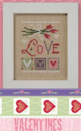 Lizzie Kate - Celebrate with Charm Flip-it - Love