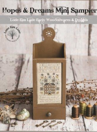 Lone Elm Lane - Hopes & Dreams Mini Sampler