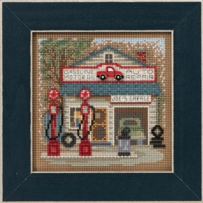 Mill Hill - Main Street - Joe's Garage