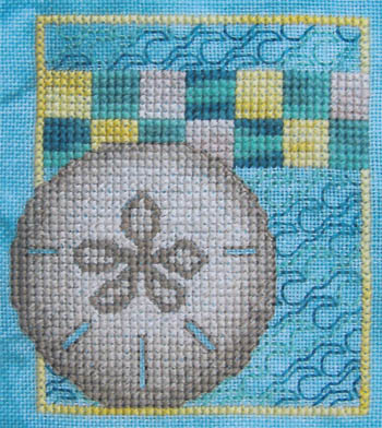 Miles To Go - Sandy Days - Cross Stitch Pattern