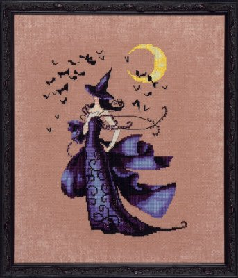 Nora Corbett - Bewitching Pixies - Raven