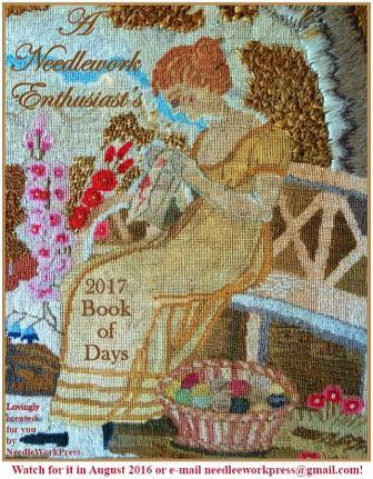 NeedleworkPress - A Needlework Enthusiast's 2017 Book of Days