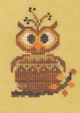 Heart in Hand Needleart - Owen