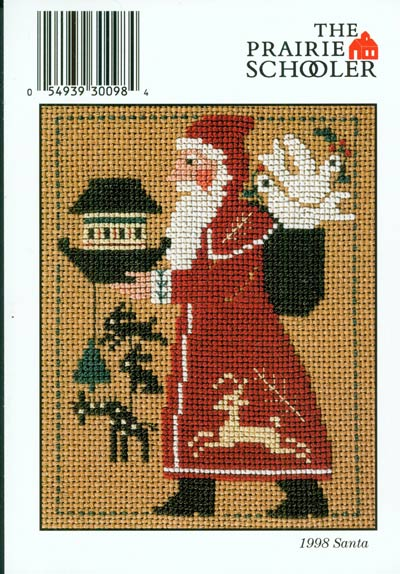 Prairie Schooler - 1998 Santa