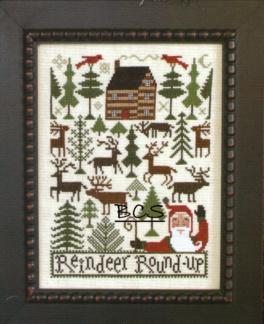 Prairie Schooler - Reindeer Round Up