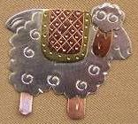Puffin & Company - Country Sheep Needle Nanny