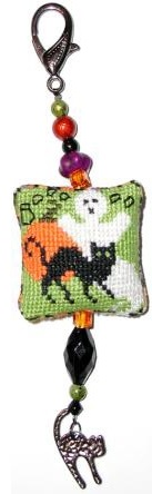 Praiseworthy Stitches - Say Boo! - Limited Edition Kit
