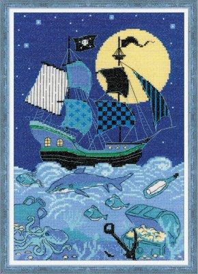 RIOLIS - Pirate Ship Kit