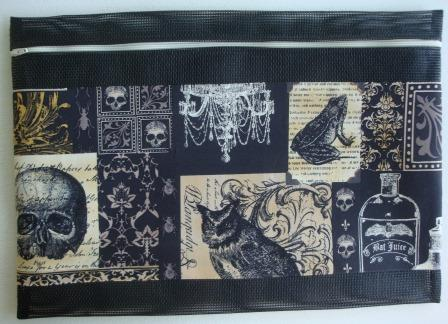 Stitch-A-Gift - Nevermore - Project Bag