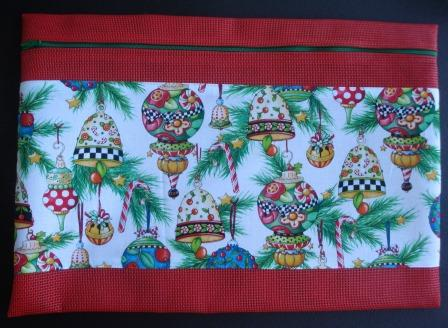 Stitch-A-Gift - Trimmin' The Tree - Project Bag