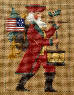 Prairie Schooler - 2002 Santa