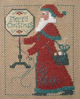 Prairie Schooler - 2004 Santa
