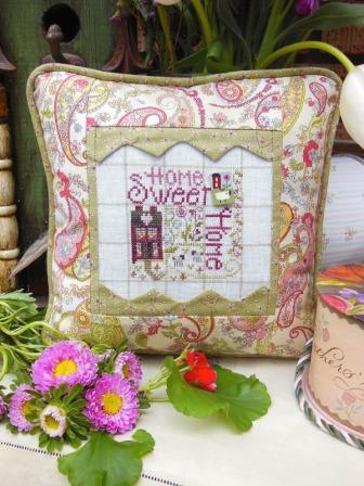 Shepherd's Bush - Home Sweet Home - Cross Stitch Pattern