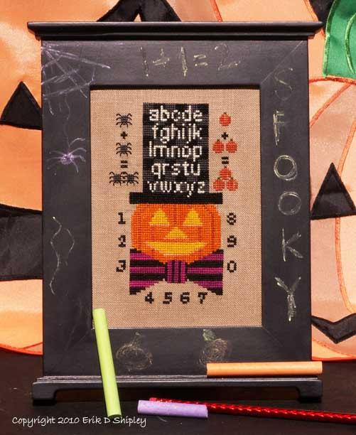Ship's Manor - Pumpkin Smarts