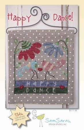 SamSarah Design Studio - Happy Dance! - Cross Stitch Pattern