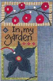 SamSarah Design Studio - In My Garden - Chapter 1 - Cross Stitch Pattern