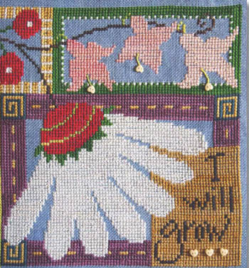 SamSarah Design Studio - In My Garden - Chapter 2 - Cross Stitch Pattern