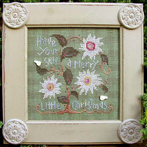 SamSarah Design Studio - Merry Little Christmas - Cross Stitch Pattern