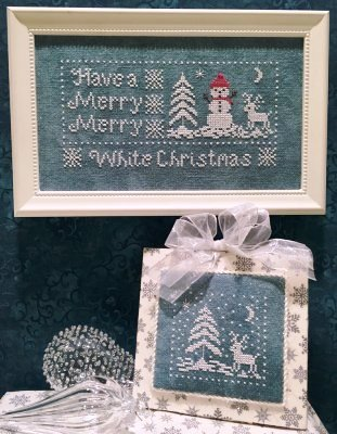 ScissorTail Designs - White Christmas
