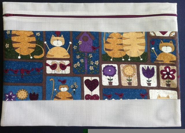 Stitch-A-Gift - Kitty Bag