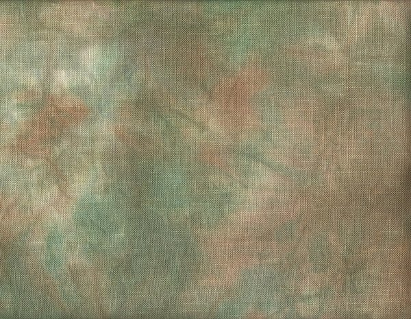 Hand Dyed Fabrics by Stephanie - 32 ct Nature's Dance Linen