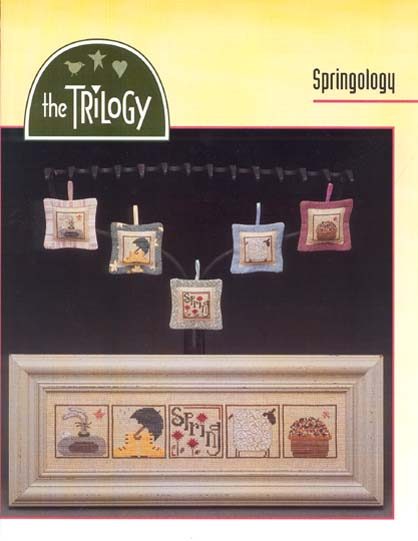 The Trilogy - Springology - Cross Stitch Pattern