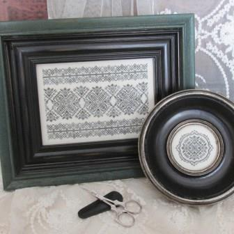 T A Smith Designs - Lacework 2 - Cross Stitch Patterns