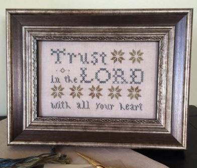 The Primitive Jewel - Trust In The Lord