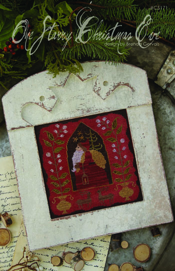 With Thy Needle & Thread - One Starry Christmas Eve