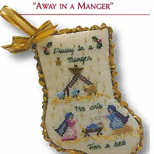 JBW Designs - Sing a Song of Christmas VI - Away in a Manger