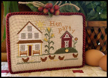 Little House Needleworks - Hen Party